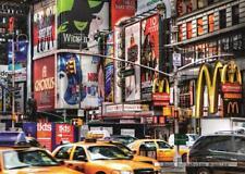 1000 pcs jigsaw puzzle: Times Square New York (United States) (Jumbo 17004)