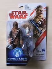 Starwars The Last Jedi Chewbacca Force Link Action Figure NEW Hasbro