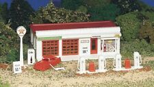 Bachmann - Plasticville Classic Kit - Gas Station - HO