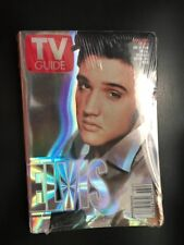 Tv Guide -Elvis Collector's Edition Hologram Cover 2001 Sealed New