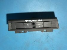 2006 Ford Focus 4M51-13D734-DC Rear Window Switch Panel