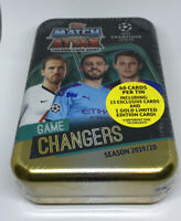 2019-20 Topps UEFA Champions League Soccer Match Attax GAME CHANGERS