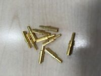 DEUTSCH - 6860-201-16278- CRIMP PIN  IMC  16AWG,  Price For: bag of 10