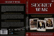 SECRET WAR. THE BANKER, THE NORWEGIANS & THE BOMB. THE FIGHT FOR GREECE