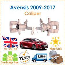 For Toyota Avensis 1.6 1.8 2.0 2.2 D4D 2009-2017 Rear Left Brake Caliper New