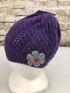 Outdoor Research Ruby Beanie - For Girls - Elderberry Purple 1 Size New