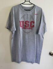 Trojans USC Nike XL gray tshirt