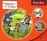 PETTERSSON UND FINDUS - (1) KINO-BOX  3 CD NEU