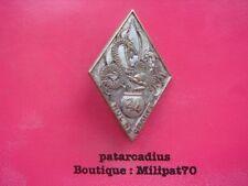 Légion . 4° REI / 2° Bataillon . NUL NE CRAINS . Tout Argenté