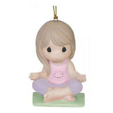 Precious Moments 'Peace And Serenity' Christmas Ornament 151039