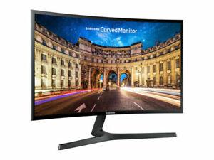 "SAMSUNG 27"" Class Curved 1920x1080 VGA HDMI 60hz 4ms AMD FREESYNC HD LED Monitor"