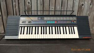 YAMAHA Portatone PSR-28 49 Keys Portable Electronic Keyboard DASS Synthesizer
