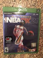 NBA 2K21 - Microsoft Xbox Series X|S -BRAND NEW - Original Packaging!