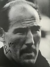 Stirling Moss Signed Picture