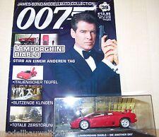 James Bond 007 Collection Nr. 39 - Lamborghini Diablo + Heft
