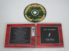 JOE JACKSON/NIGHT MUSICA(VIRGIN CDVUS 78+7243 8 39880 2 0) CD ALBUM
