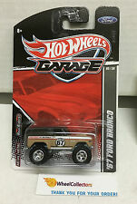 '67 Ford Bronco Brown * Hot Wheels Garage Series Rare Find * Z50