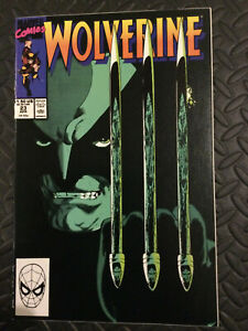 Wolverine #23 John Byrne