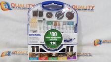 New Dremel 709-01 110 pc Super Accessory Kit