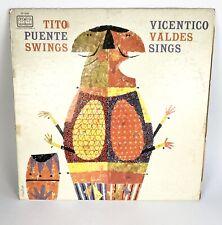 Rare LIONEL KALISH Mid Century Retro Kitsch LP Album Art Cover Only 1950s