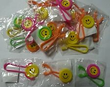 8 Flying Discs Loot Party Bags Favours Toys Novelty