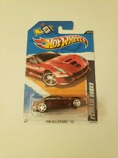 Hot Wheels 2 SUPER TREASURE HUNTS - FERRARI 599XX HW ALL STARS '12 & HW WORKSHOP