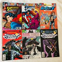 DC Comics Milestone Comics lot of 15 Comics:  Blood Syndicate Superman, Hardware