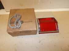 Mopar NOS Tail Gate Tail Lamp Lens Inner Lt. 65 Plymouth Fury S/Wagon
