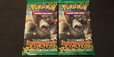 Dragons Exalted 2 Booster Pack Lot Pokemon TCG Black & White