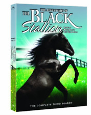 NEW ADVENTURES OF THE BLACK STALLION Complete 3RD Season New (VG-117984 / VG-184