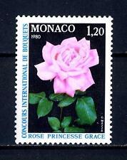"""MONACO - 1979 - Concorso di composizioni floreali. """"Principessa Grace"""""""