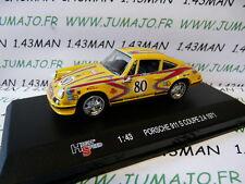 voiture 1/43 HIGH SPEED : PORSCHE 911 S coupé 2.4 1971 rallye MIB