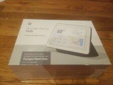 Google Home Hub - Charcoal sealed NIB