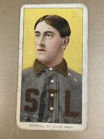 1909-11 T206 Harry Howell Portrait Sweet Caporal 350/25 SGC 7/84 NM