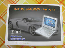 "9,2"" Zoll portabler DVD Player, Neu in OVP"