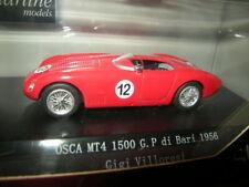 1:43 Starline OSCA MT4 1500 G.P di Bari 1956 #12 Gigi Villoresi in OVP