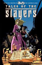 Buffy the Vampire Slayer: Tales of the Slayers TPB 2001 Joss Whedon