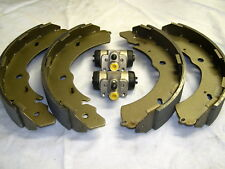 HOLDEN RA 4WD  RODEO REAR BRAKE SHOE SET PLUS PAIR OF WHEEL CYLINDERS, 2003-2007