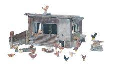 Woodlend Scenics Ho Chicken Coop Woo215