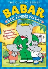 BABAR THE CLASSIC SERIES BEST FRIENDS FOREVER New Sealed DVD Cut UPC