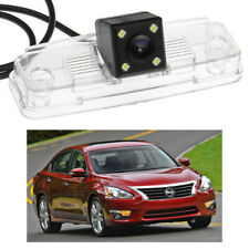 4 LED CCD Car Rear View Camera Reverse Backup for 2013-2014 13 14 Nissan Altima