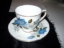 Elizabethan Fine Bone China Cup and Saucer, England