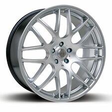 "20"" ford focus st silver DTM alloys with 225/30/20 tyres"