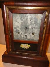 Gilbert Winsted Co Cottage Clock For Parts