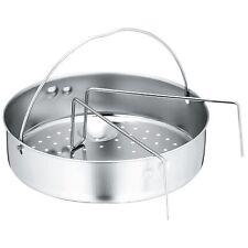 WMF Zubeh�r Schnellkochtopf-Einsatz-Set 2-teilig 22cm gelochter Einsatz