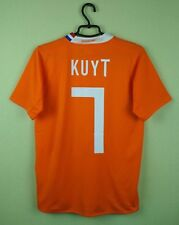 Netherlands Holland shirt #7 Kuyt 2008/2010 Home official nike football kids XL