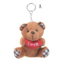 Renovar para 1 año más tu oso de peluche 9cm color marron juguete para niños