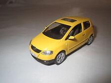 SCHUCO  VW  FOX  (gelb) 1:43  ohne Verpackung