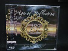 AGE OF REFLECTION In The Heat Of The Night JAPAN CD + VIDEO Erik Martensson WET