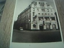 postcard unused r/p the royal yacht hotel jersey st helier